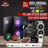 PC Render AMD Ryzen 9 3900X - Ram 32Gb Ddr4 - RTX2070 Super 8GB