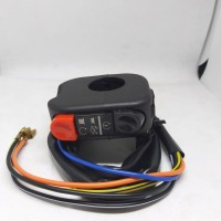 Holder Saklar Switch On Off Sepeda Motor Universal SRC