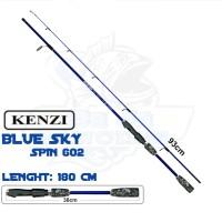 Joran KENZI BLUE SKY SPIN 602 17lb 180cm,Joran Pancing,Rod Casting
