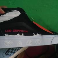 Vans SK8 zeppelin LED bw size 41 waffle DT