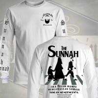 kaos distro/baju distro/baju dakwah PREMIUM SUNNAH WAY TO JANNAH