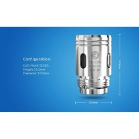 Coil Joyetech Exceed Grip 0,4Ohm - Harga 1Pcs