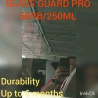 Glass Guard Pro 250ml by Coating Factory Original Berkualitas