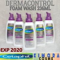 Terlaris ! Cetaphil Dermacontrol Oil Control Foam Wash 236Ml