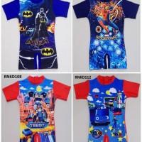 Terhot Baju Renang Anak Laki Cowok Diving Ukuran M, L, Xl Paling Mur4H