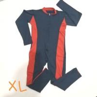 Terl4Ris Baju Renang Panjang Anak Sd Laki Dan Perempuan Usia 7 - 10 T