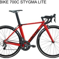 SEPEDA BALAP ROADBIKE 700C UNITED STYGMA LITE CARBON CYCLING BICYCLE