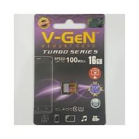 Memori Memori Hp Memory Micro SD 16GB V-gen Memory Card HP Vgen Micros