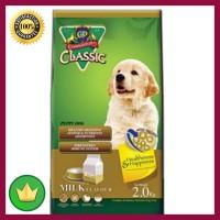 Cp Petfood Cp Classic Puppy Milk Makanan Puppy 2 Kg