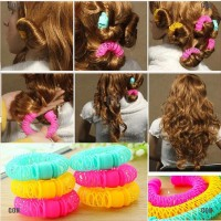 Terbaik gongjing1 Hairdress Magic Bendy Hair Styling Roller Curler