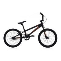 SEPEDA BMX 20 ALLOY POLYGON BLIZZARD PREMIUM BLACK CYCLING BICYCLE
