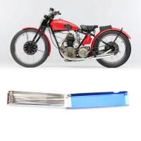 Unik 1Pc Jarum Pembersih Karburator Motor Bahan Stainless Steel