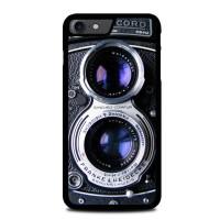 Casing HP iPhone 7 / 8 Hardcase Twin Reflex Camera Y1901