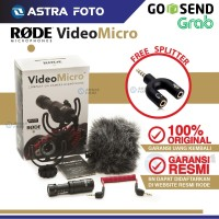 MIC RODE VIDEOMICRO / RODE VIDEO MICRO MICROPHONE