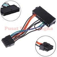 24 Pin to 10 Pin Power Supply ATX Adapter Cable for Lenovo - IBM
