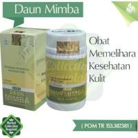 Herbal alami Daun Mimba untuk kesehatan kulit