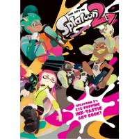 The Art of Splatoon 2 - Splatoon 2's Eye-popping Ink-static Art Book
