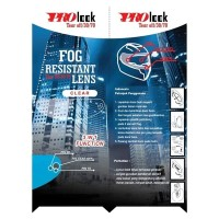 Anti Fog - Pinlock 70 dan 30 kyt RC7 R10 K2RIDER Vendetta falcon NHK