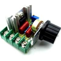 Dimmer AC 220vA 2000w PWM AC speed controller