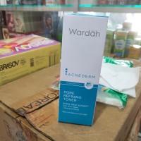 Wardah acnederm pore tebing toner