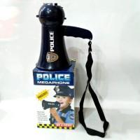 MAINAN TOA POLISI /MAINAN MEGAPHONE POLISI