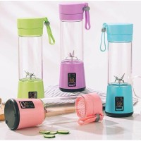 JUICE CUP PORTABLE 6 MATA PISAU - NEW SHAKE N TAKE BLENDER PORTABLE