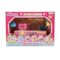 Mainan Anak Perempuan Mell Chan Bear Kitchen