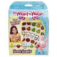 Whirl N Wear Sweet Snacks Mainan Anak Perempuan