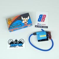 Racing Coil Ultraspeed USR Blue ( Koil Ultra Biru)
