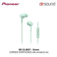 Pioneer Earphone In Ear SE-C1T