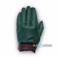 Sarung tangan kulit asli Garut . Retro series MCZ01