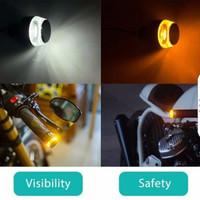 Jalu Lampu Led Stang Motor Heandle 2 Mode Sen