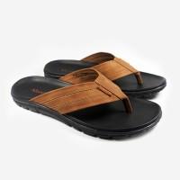 Mascotte LEHANA TAN | Sandal Pria 915 005 - Tan - 41