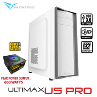 Alcatroz Ultimax U5 Pro ATX PERFORMANCE PC Case With Power Suplay