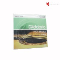 Senar Gitar Acoustic Daddario EZ920 0.12-0.54 (Light Gauge)