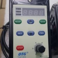 Digital speed controller motor AC 1 phase, 220V, 250 Watt