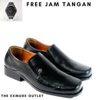 sepatu pantofel asli kulit ( tipe : 527 )