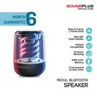 Soundplus 9Soul - Speaker Bluetooth Led 5W / Portable Speaker