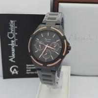 jam tangan wanita Alexandre christie original AC 2841 BF