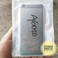 Backdoor back cover tutup lenovo a6020 silver