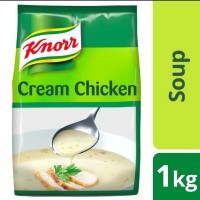 Knorr Cream of Chicken Soup / Sup Krim Ayam 1 Kg
