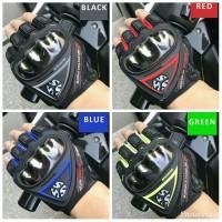 Sarung Tangan Gloves Scoyco MC44D / MC 44D Half Finger