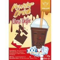 BUBUK MINUMAN RASA CHOCO DELFIE 500GR