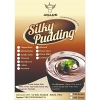 Silky Pudding Rasa Coklat dan Kopi 450GR