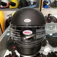 BELL ELIMINATOR MATT BLACK | HELM MOTOR FULL FACE RETRO | NOT SIMPSON