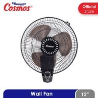 Cosmos 12-DWF Wall Fan 12 inch - Kipas Angin Dinding - Tembok Gantung