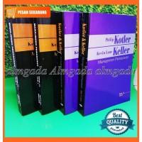 BUKU Manajemen Pemasaran Edisi 13 Jilid 1 & 2 - Philip & Kevin Kotler