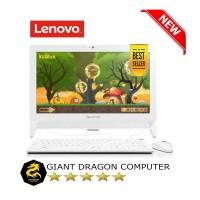 "PC LENOVO IdeaCentre AIO C20-30 Dual Core 3825U 2GB 500GB 19.5"" HD DOS"