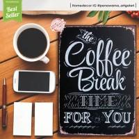 coffe quotes 1 | hiasan | pajangan dinding | poster | kayu| wall decor