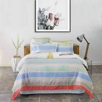 King Rabbit Bed Cover Ukuran Double 230x230 cm Motif Avalon